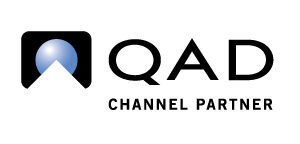 Channel Partner QAD stara wersja logo