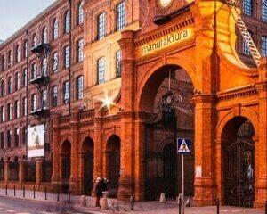Manufaktura Łódź ozmierzchu (2)
