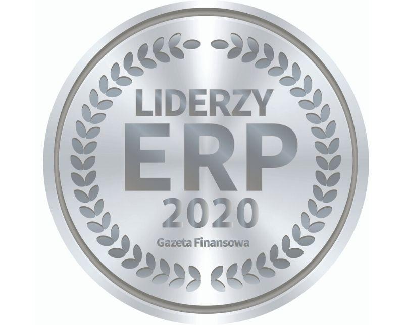 Liderzy ERP - wyróżnienie dla DSR
