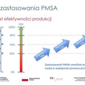 Korzyści zPMSA